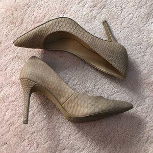 Nude heels - JESSICA SIMPSON